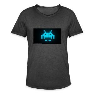 space invador - Men's Vintage T-Shirt