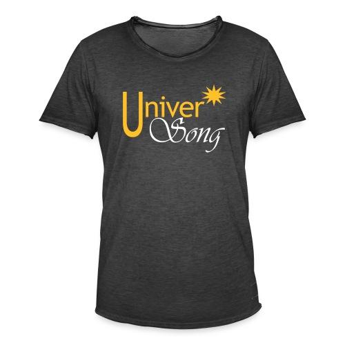 Festival Universong - Camiseta vintage hombre