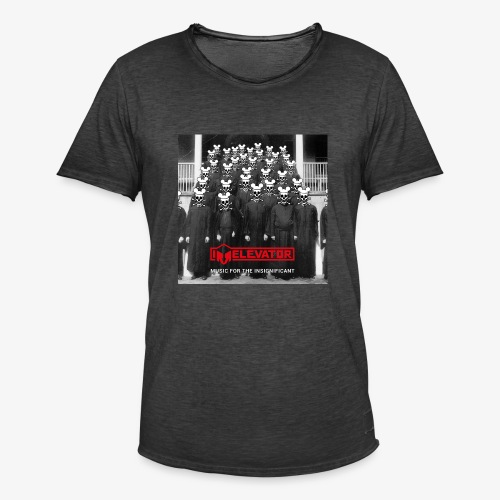 Music for the Insignificant - Mannen Vintage T-shirt