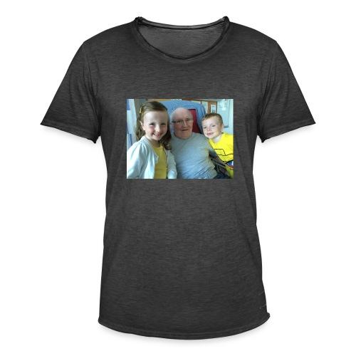 Me Papa Lewis - Men's Vintage T-Shirt