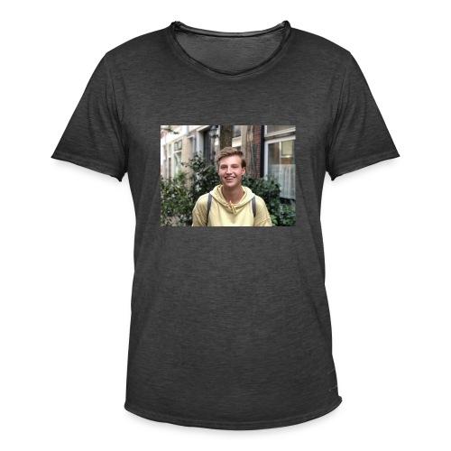 Leuke foto van Nick - Mannen Vintage T-shirt