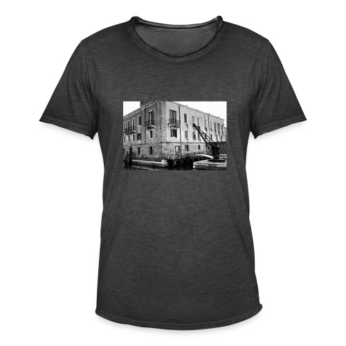 Venedig - Männer Vintage T-Shirt