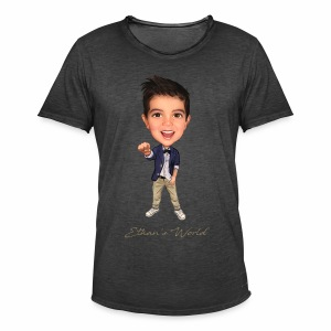 Ethan's World - Men's Vintage T-Shirt