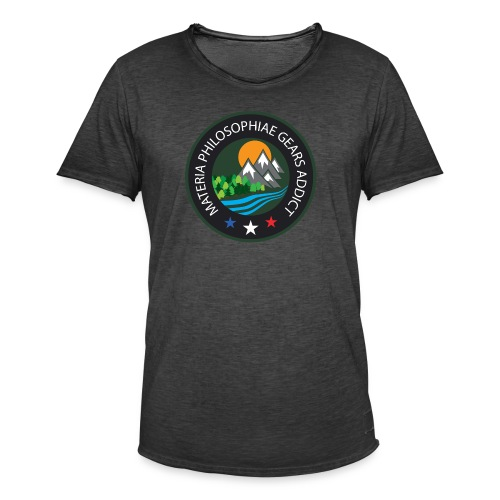 LOGO Materia Philosophiae 2017 - T-shirt vintage Homme