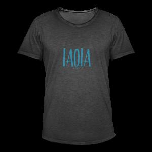 ola - Camiseta vintage hombre