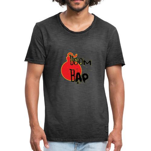 Boom Bap - Men's Vintage T-Shirt