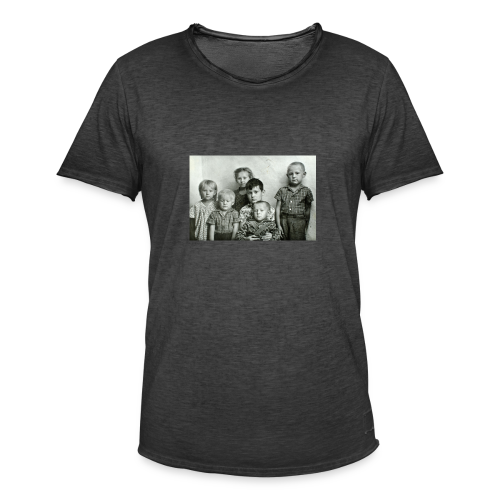 joden - Mannen Vintage T-shirt