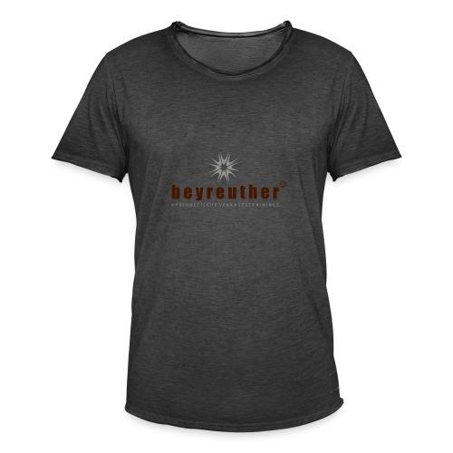 Logo beyreuther verkaufstrainer - Männer Vintage T-Shirt