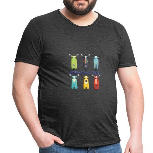 beggarmans trend scooters - Men's Vintage T-Shirt