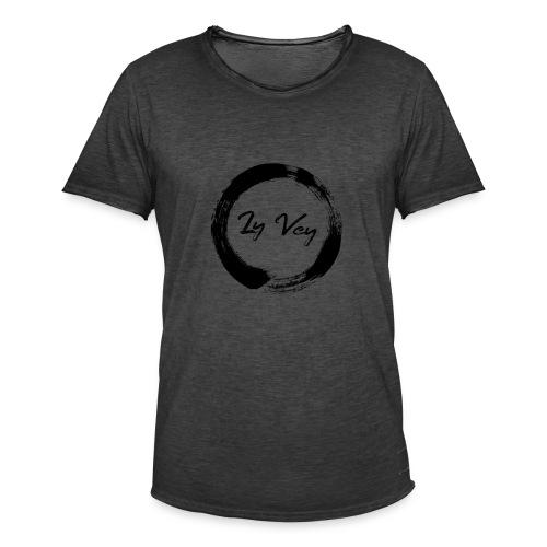 Ly Vey Ruf brush - Vintage-T-shirt herr