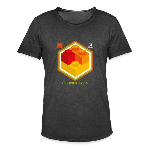 Esprit Brickodeurs - T-shirt vintage Homme