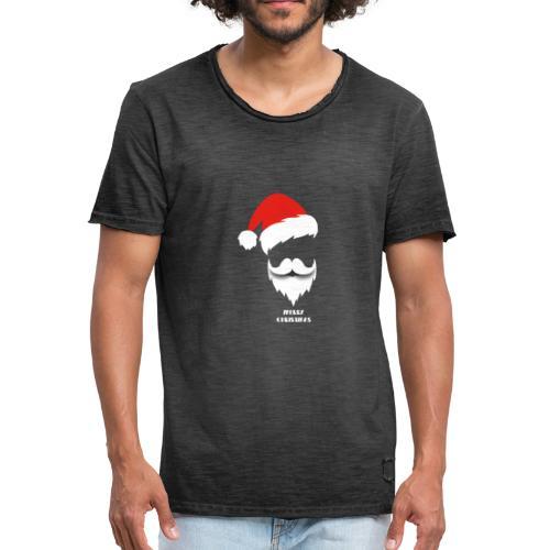 Christmas2 - Mannen Vintage T-shirt