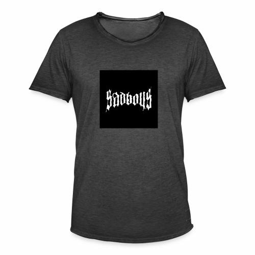Sad boys - Vintage-T-shirt herr