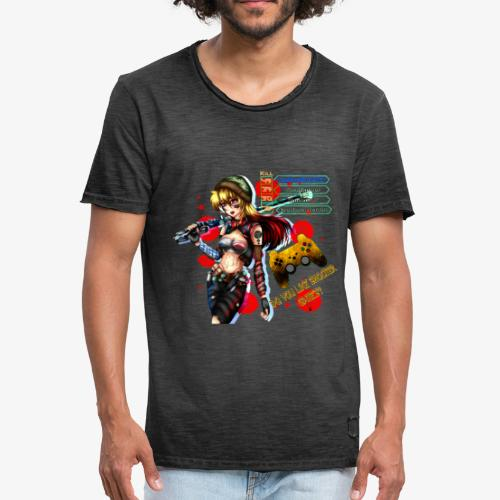 SCAN0925 - Camiseta vintage hombre