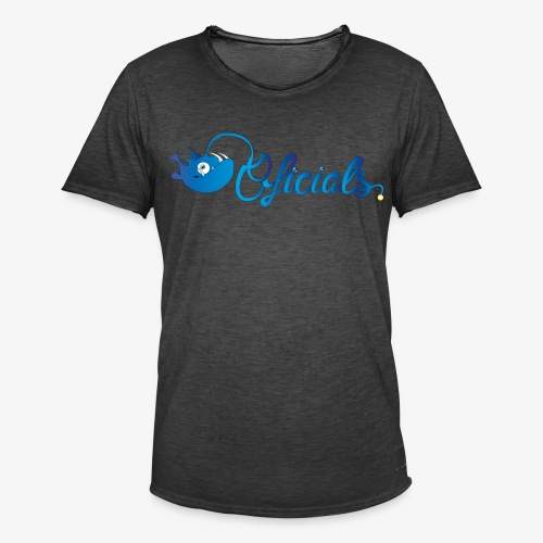 Oficials - Männer Vintage T-Shirt