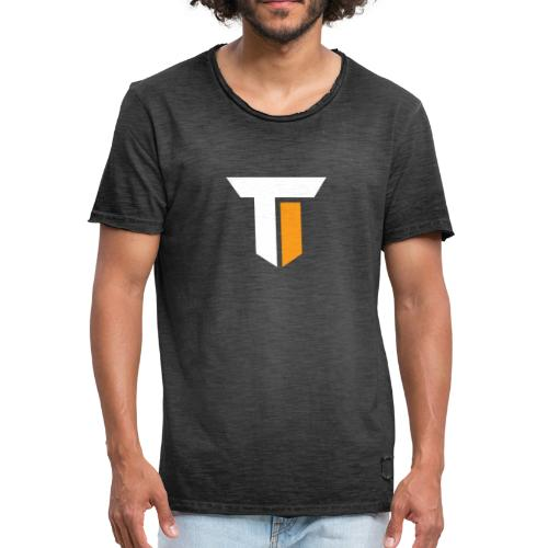 Team Series - T-shirt vintage Homme