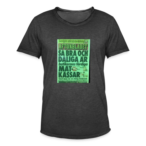 TEST2 - Vintage-T-shirt herr