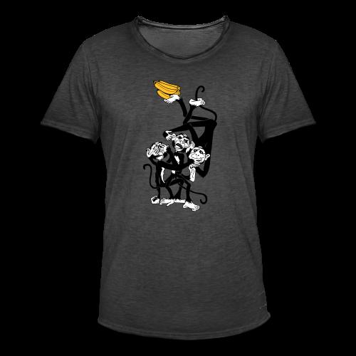Bananaaaaaaa - Männer Vintage T-Shirt