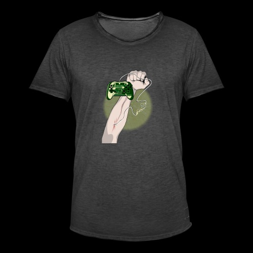Geekcontest - T-shirt vintage Homme