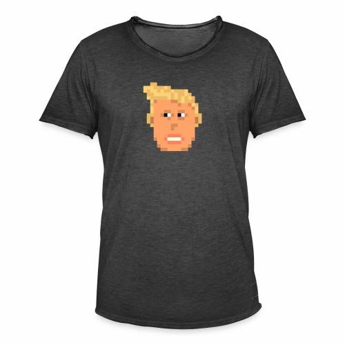 Drumb - Männer Vintage T-Shirt