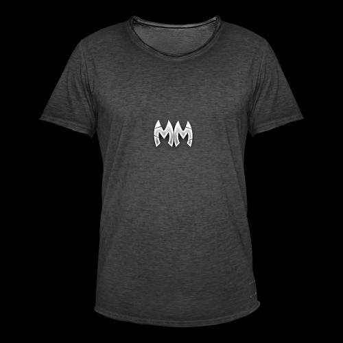 Marz Militia - Men's Vintage T-Shirt