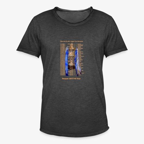 Montrose League Cup Tour - Men's Vintage T-Shirt