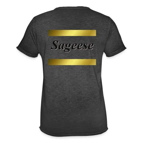 Sageese1400 - Men's Vintage T-Shirt