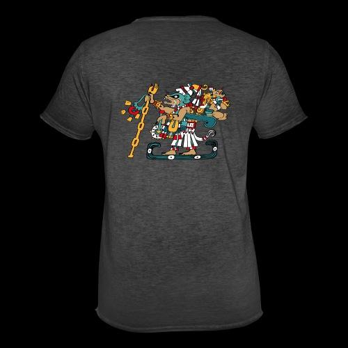 Reisender - Männer Vintage T-Shirt