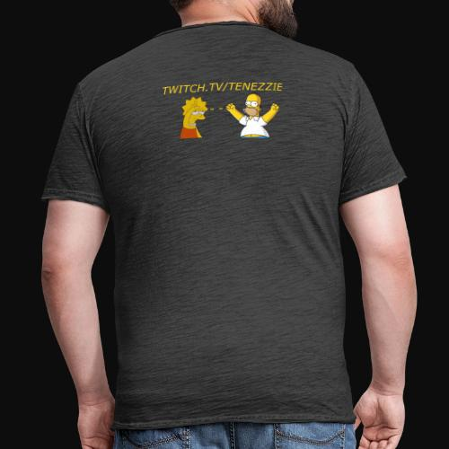 Tenezzie fan - Herre vintage T-shirt