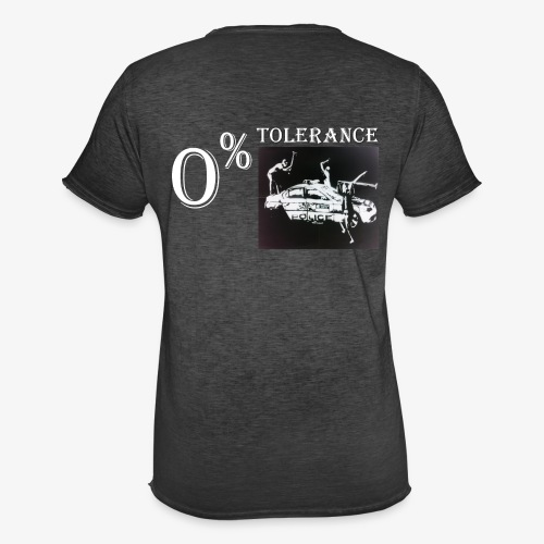 Tolerance - Männer Vintage T-Shirt