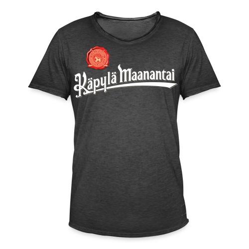 Käpylä Maananatai Beer - Miesten vintage t-paita