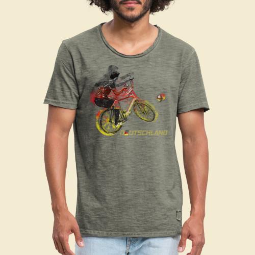 Radball | Deutschland - Männer Vintage T-Shirt