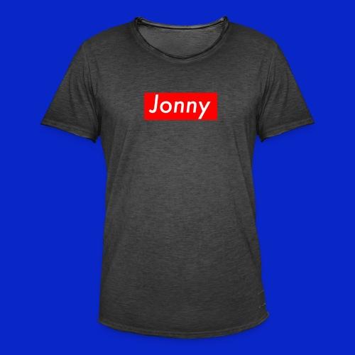 Jonny - Men's Vintage T-Shirt