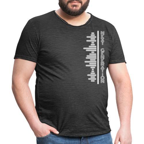 Liners logo - Men's Vintage T-Shirt