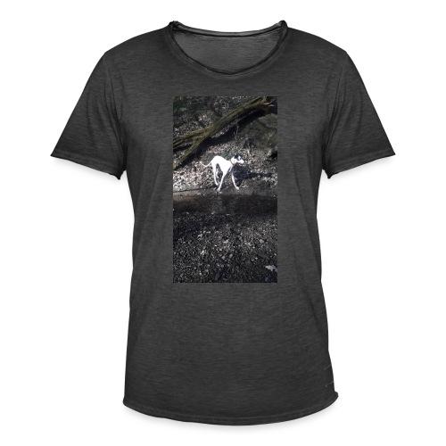 lurcher_love - Men's Vintage T-Shirt