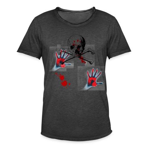 HALLOWEEN - Männer Vintage T-Shirt