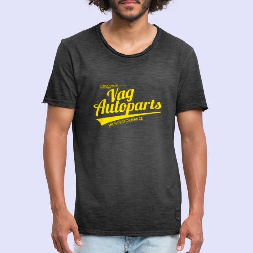 High Performance - Männer Vintage T-Shirt