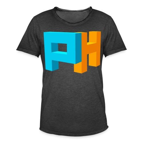 ProductHouse - Mannen Vintage T-shirt