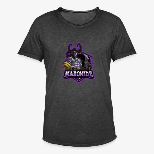 Maroxide Merch Store - Men's Vintage T-Shirt