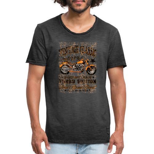 vintage classic - Vintage-T-shirt herr