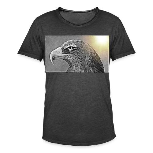 Aigle majestueux - T-shirt vintage Homme
