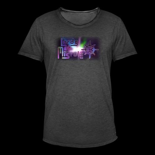 The Lords of Misrule Multi Logo Tee - Men's Vintage T-Shirt