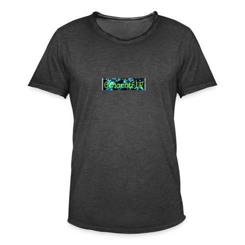 Schachti Produkte - Männer Vintage T-Shirt