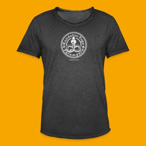 KUNDALINI-YOGA-PARAMPARA - Männer Vintage T-Shirt