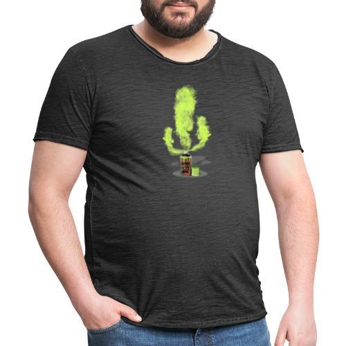 Cactus - Nature doesn´t wait - Camiseta vintage hombre