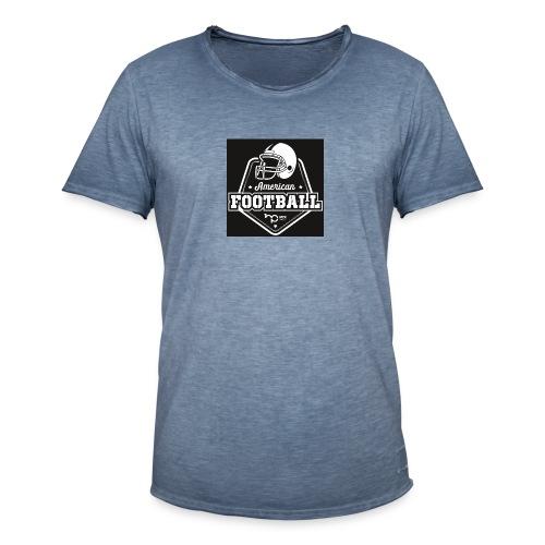mpzgrossneu - Männer Vintage T-Shirt