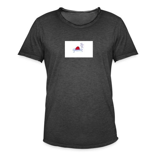 Project 3 - Camiseta vintage hombre