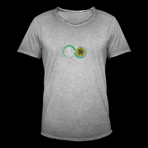 Harp and French CSC logo - T-shirt vintage Homme