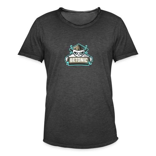 logo btc pndaa - T-shirt vintage Homme