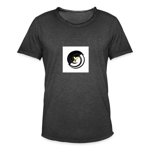 Lince980 - Camiseta vintage hombre